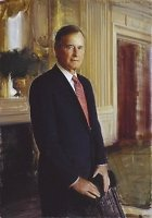 President George H. W. Bush 